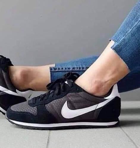 ไนกี้ รองเท้า NIKE GENICCO BLACK ++ลิขสิทธิ์แท้ 100% จาก NIKE พร้อมส่ง ส่งด่วน kerry++