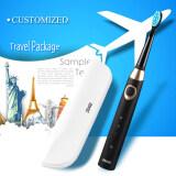 กำแพงเพชร SEAGOแปรงสีฟันไฟฟ้า แปรงสีฟันไฟฟ้าสำหรับเดินทาง Electric Toothbrushแปรงสีฟันไฟฟ้าสมาร์ทฟันอเมซอนท่องเที่ยวเครื่องชาร์จไฟฟ้าอัลตราโซนิกทำความสะอาดฟัน Electric Tooth Brush Rechargeable Massage Sonic Brush Portable Case Teeth Cleaning Travel Toothbrush