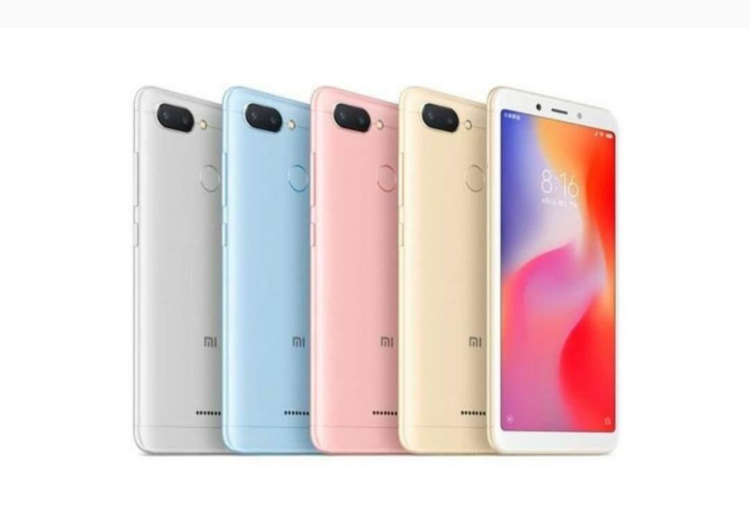 สอนใช้งาน  ฉะเชิงเทรา Xiaomi Redmi6 Ram 3GB Rom 32GB ผ่อน 0% ผ่อนเฉพาะบัตรเครดิตที่ร่วมรายการเท่านั้น!!! เครื่องศูนย์แท้รับประกัน 1 ปี
