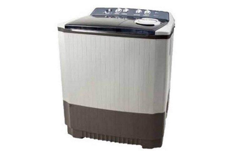 เครื่องซักผ้า 2 ถัง LG WP-1650WST 14KG  LG  WP-1650WST