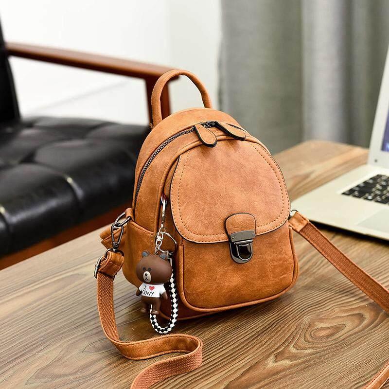 กระเป๋าเป้ นักเรียน ผู้หญิง วัยรุ่น สุราษฎร์ธานี SUN กระเป๋าสะพายข้าง กระเป๋าเป้สะพายหลังแฟชั่น TD03