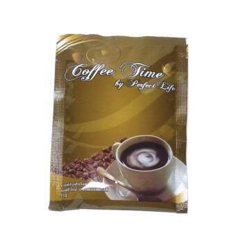 Coffee Time by perfect life 18in1 กาแฟปรุงสำเร็จชนิดผง (ตรา คอฟฟี่ไทม์)