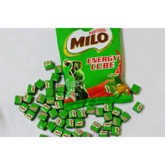 [ใช้โค้ด LUNGSHOPZ ลด 29 บาท] Milo Energy Cube ไมโลคิวป์ (1ห่อ มี 100 เม็ด) สุดอร่อย