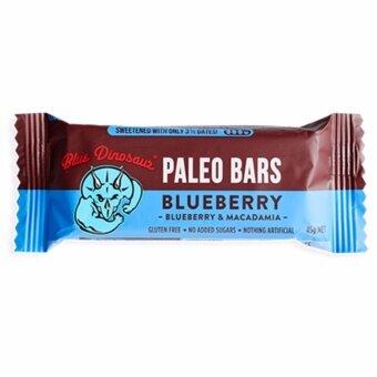 Paleo Bar รส Blueberry and Macadamia (12แท่ง/กล่อง)