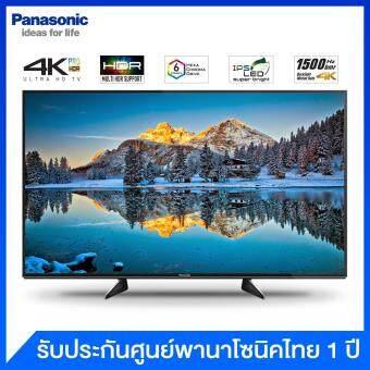 Panasonic LED UHD HDR Smart TV ขนาด 55 นิ้ว รุ่น TH-55EX600T