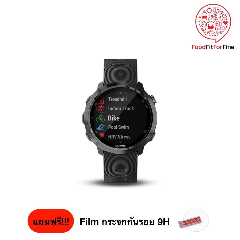 ยี่ห้อไหนดี  สระแก้ว Garmin Forerunner 645 Music สีดำเทา (Black/Slate) ประกันศูนย์ไทย 1 ปี แถมฟิล์มกระจก 9H
