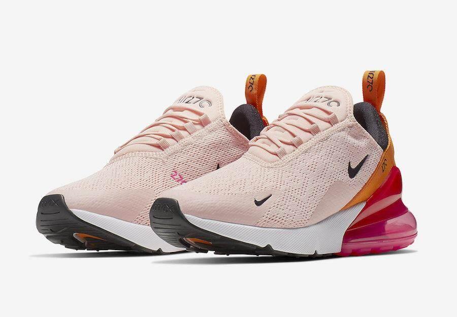 ยี่ห้อไหนดี  โคราชกรุงเทพมหานคร รองเท้าลำลองผู้หญิง Nike Air Max 270