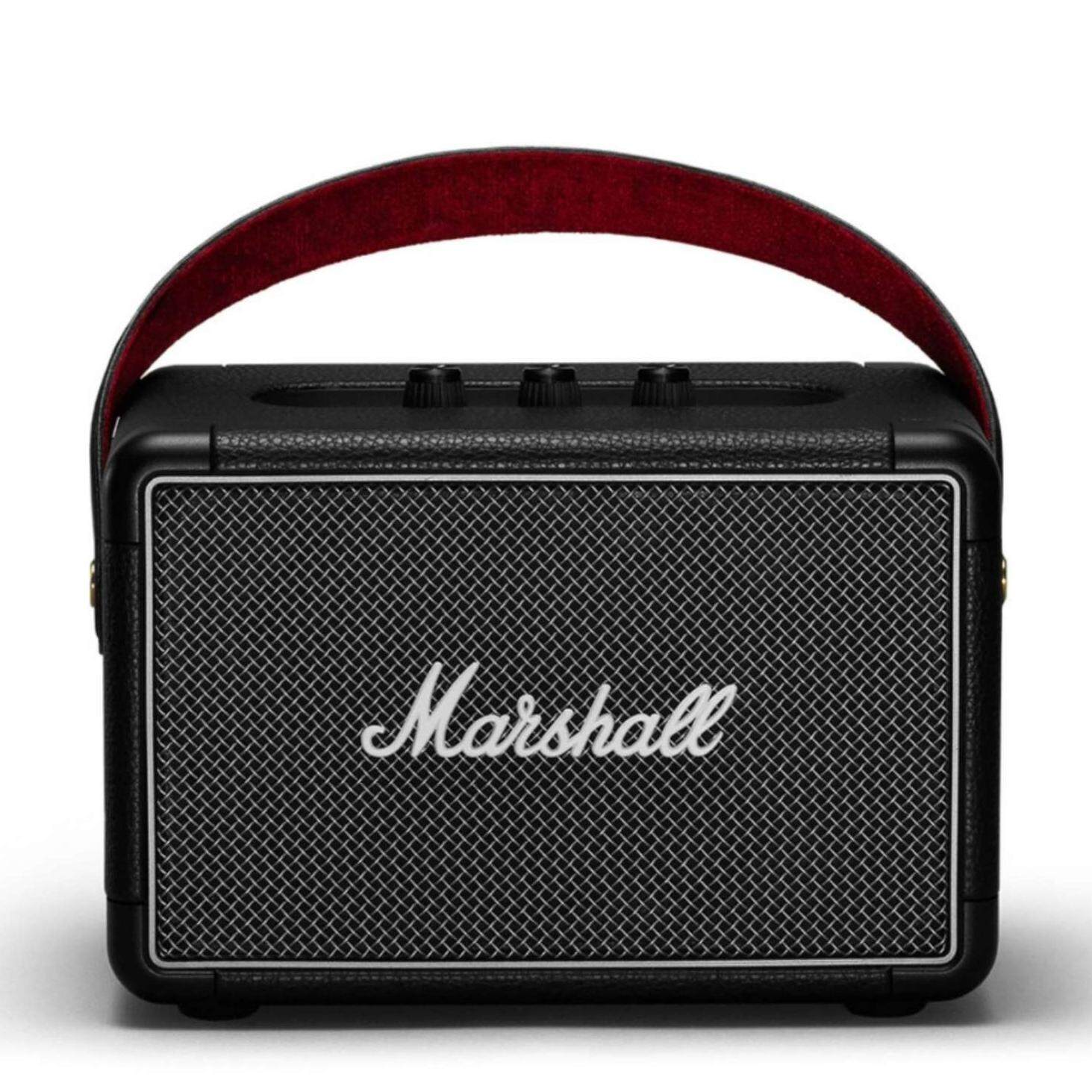 ยี่ห้อไหนดี  นครสวรรค์ ลดราคาพิเศษ Marshall kilburnII.รุ่นใหม่พกพาง่ายเสียงหนักแน่น  ฟังเพราะฟังสบายได้ทุกที่ แบเตอรี่นาน20 ชม. ลดสูงสุดmarshall
