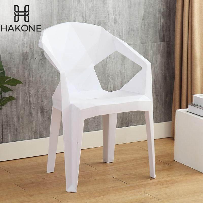 เช่าเก้าอี้ กรุงเทพ HAKONE  เก้าอี้พลาสติก ดีไซน์รูปทรงเพชร รุ่น DC-23 สีขาว เก้าอี้โมเดิร์น รูปทรงเก๋ ทันสมัย เหมาะกับทุกการใช้งาน เก้าอี้นั่งเล่น เก้าอี้อเนกประสงค์ เก้าอี้คาเฟ่ เก้าอี้กาแฟ เก้าอี้ทำงาน เก้าอี้จัดบูธ เก้าอี้ออกงาน Plastic Modern chair Homehuk