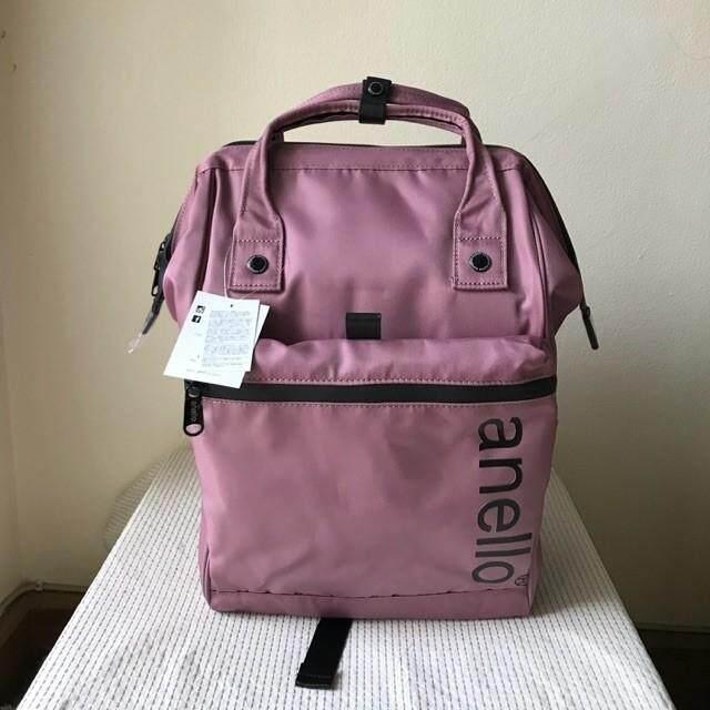 บัตรเครดิตซิตี้แบงก์ รีวอร์ด  ยโสธร สีชมพู กันน้ำ Anello Repellency Waterproof Backpack ( Regular)
