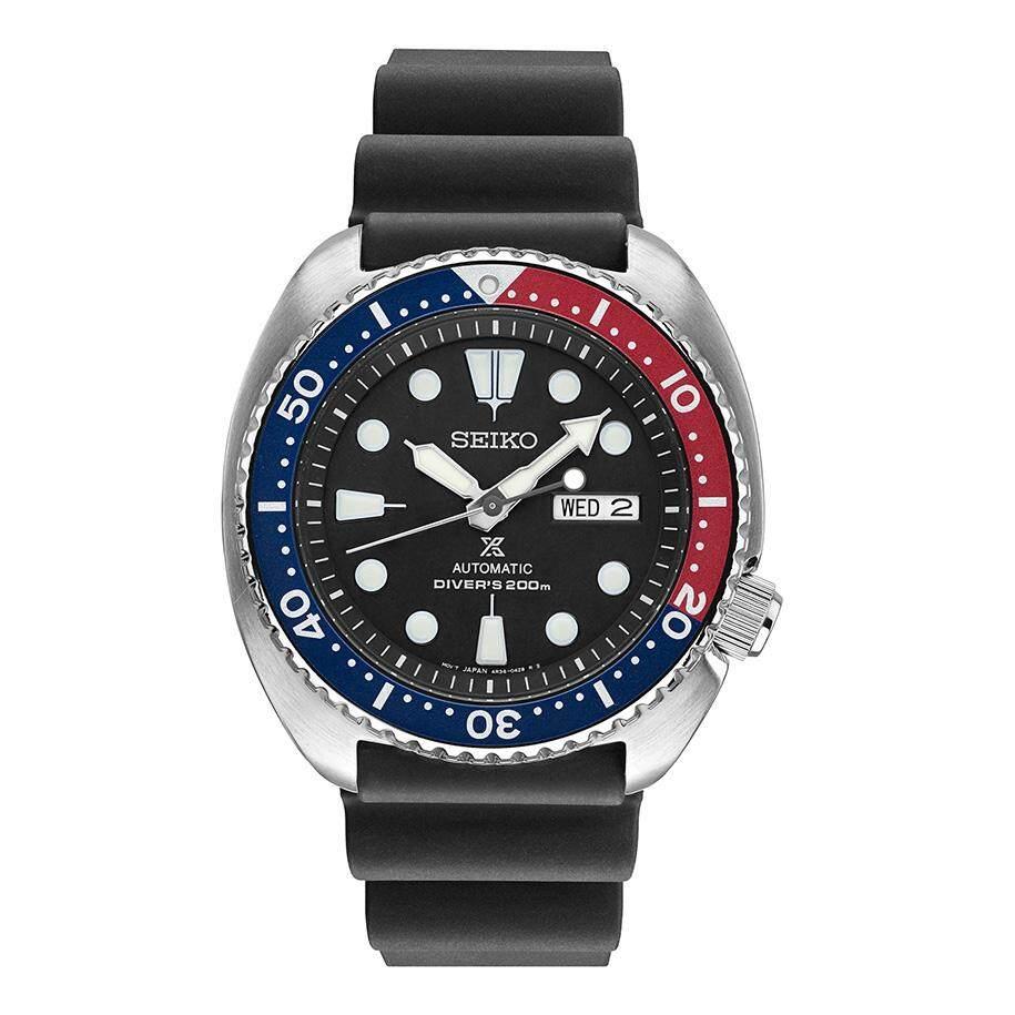 การใช้งาน  เลย นาฬิกาไซโก้ Seiko SRP779 เต่าเป็ปซี่ Automatic SRP779K SRP779K1