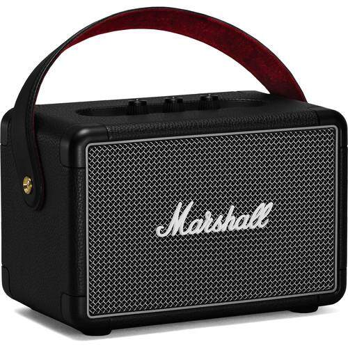 ตาก Marshall Audio Kilburn II Portable Bluetooth Speaker - [Black]