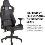 Corsair T1 RACE Gaming Chair (สินค้าใหม่ของเเท้รับประกัน 2ปี)