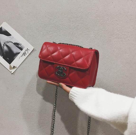 กระเป๋าสะพายพาดลำตัว นักเรียน ผู้หญิง วัยรุ่น ปัตตานี 4สีให้เลือกกระเป๋าสะพายข้าง CC COM 6161