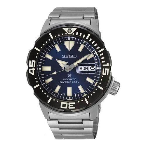 ยี่ห้อนี้ดีไหม  พิจิตร นาฬิกาข้อมือ SEIKO Monster Prospex Automatic 200 m รุ่น SRPD25K1