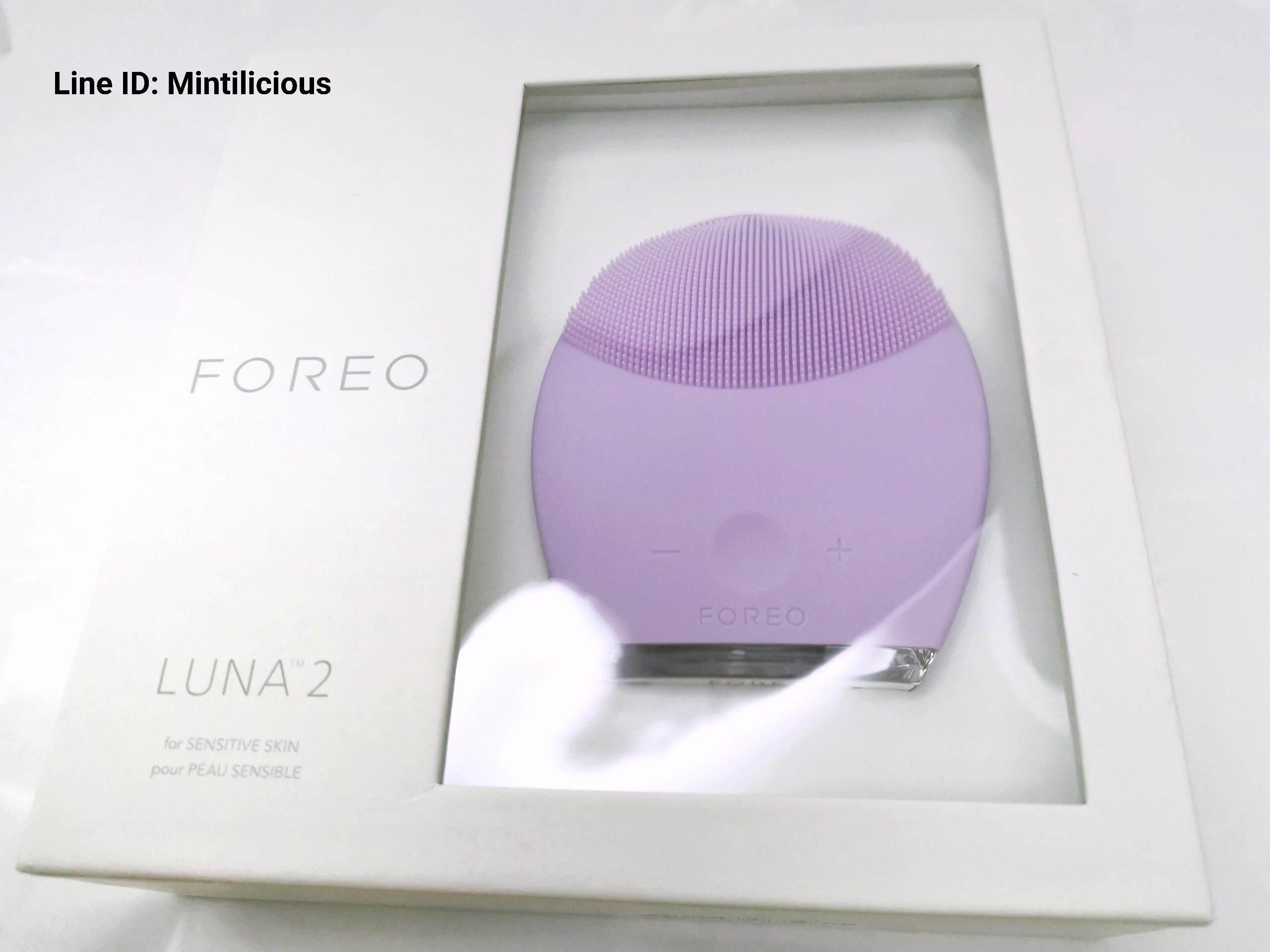 สอนใช้งาน  อุตรดิตถ์ Foreo Luna 2 ของแท้ พร้อมส่ง