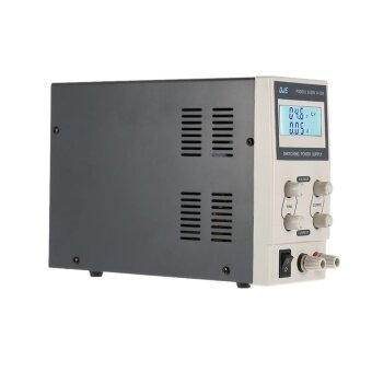 0-30V 0-10A 3 Digits Variable Digital Regulated DC Switching Power Supply Adjustable Output Voltage Current LCD Display US Plug - intl