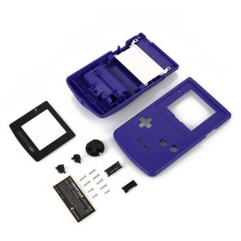 0 shipping fee 4Colors Gameboy Game Consoles Replacements Shell ForNintendo GBC Game Boy .