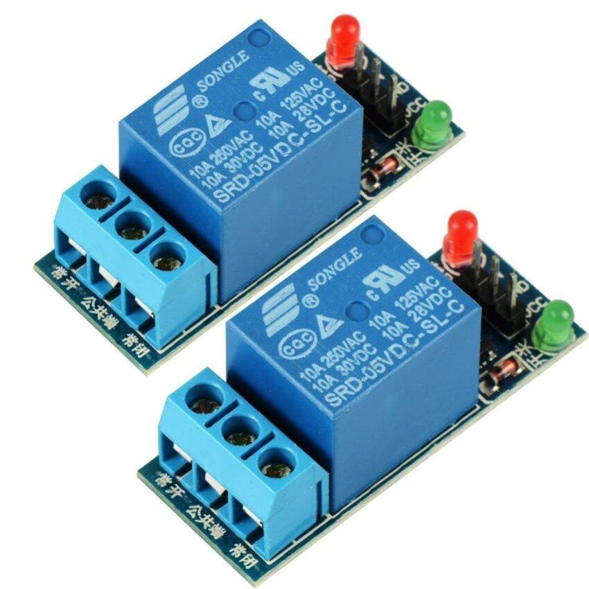 1 Channel 5V Relay Module Low level Trigger Interface Board 2 pcs/lot