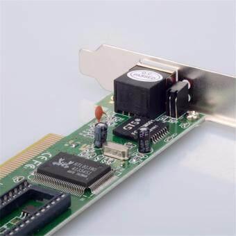 10/100Mbps Fast Ethernet Network PCI LAN NIC Card Realtek ForRTL8139D