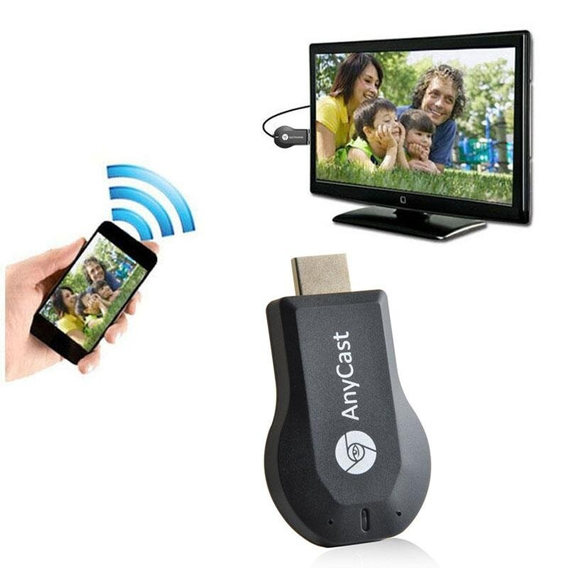 1080P AnyCast WiFi Display Dongle Miracast HDMI Airplay AirMirror DLNA - intl