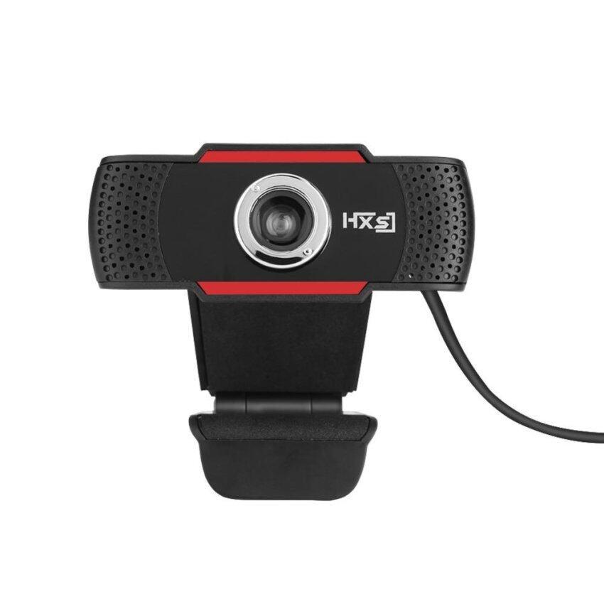 12M Pixels Webcam HD Adjustable Rotating Stand Auto White Balance - intl