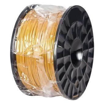1.75mm PLA 3D Printer Filament Spool (Golden) - 2