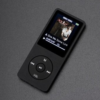 1.8'' TFT Black 8G MP3 HiFi Lossless Sound Music Player FM .