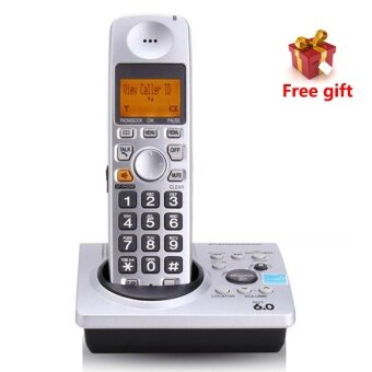 1.9 GHz DECT 6.0 Call ID With Answering System KX-TG1031S Digital Telephone Cordless Telephone Voice Mail Telefono Inalambrico - intl