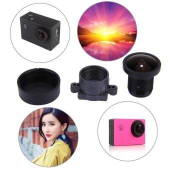 2.1mm 170 Wide FOV Camera Lens Replacement for SJCam SJ4000-SJ9000(Black) - intl - 2