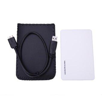 "2.5/"" USB 3.0 SATA Hd Box HDD Hard Drive External Enclosure Case"