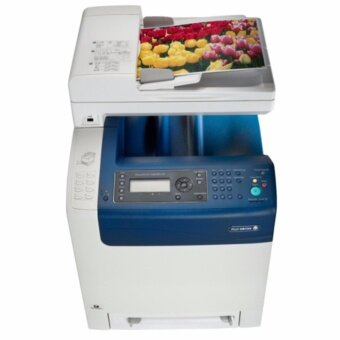 รีวิว รับประกัน 3 ปี Fuji Xerox Docuprint CM305DF MULTIFUNCTION COLOR LASER PRINTER