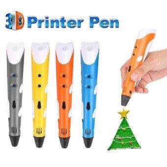 ต้องการขาย 3D Printing Drawing Pen Crafting Modeling ABS Filament Arts PrinterTool Gift - intl