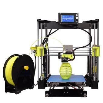 เดสก์ท็อปเดสก์ท็อป 3D Prusa i3 DIY ความแม่นยำสูง CNC Self Assembly