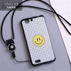 3D Relief TPU Soft Phone Case for VIVO X3 X3T X3S