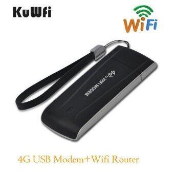 4G LTE WiFi Router Hotspot USB WIFI 4G Modem Car Wireless Router - intl