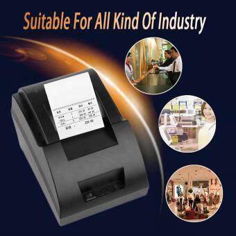 มินิยูเอสบี 58มมพิมพ์ใบเสร็จใบ po จุดร้อนม้วนกระดาษเซ็ต POS-5890C