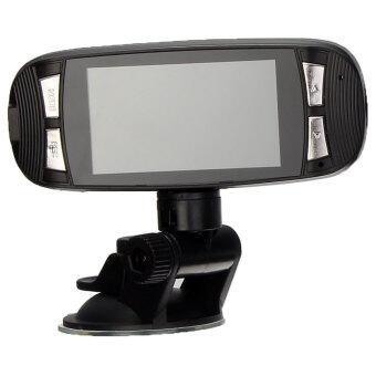 6.86ซมจท 1080P G1W รถแดชแคมกล้องมองในที่มืดหลังอัดเสียง