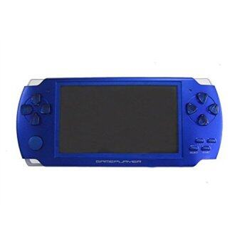 8GB 4.3-Inch TFT Screen Mp4 MP5 Player Game Player Supports Psp\nGame Camera Video E-book Music(Blue)