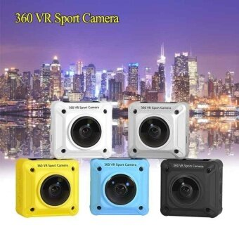 8MP Dual lens VR