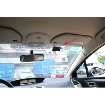 90° 720P Car Dash