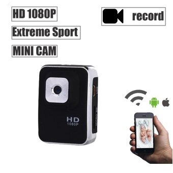 A3S Mini HD 1080P Sports IP Camera Waterproof DV Camcorder MiniDrive Recorder - intl