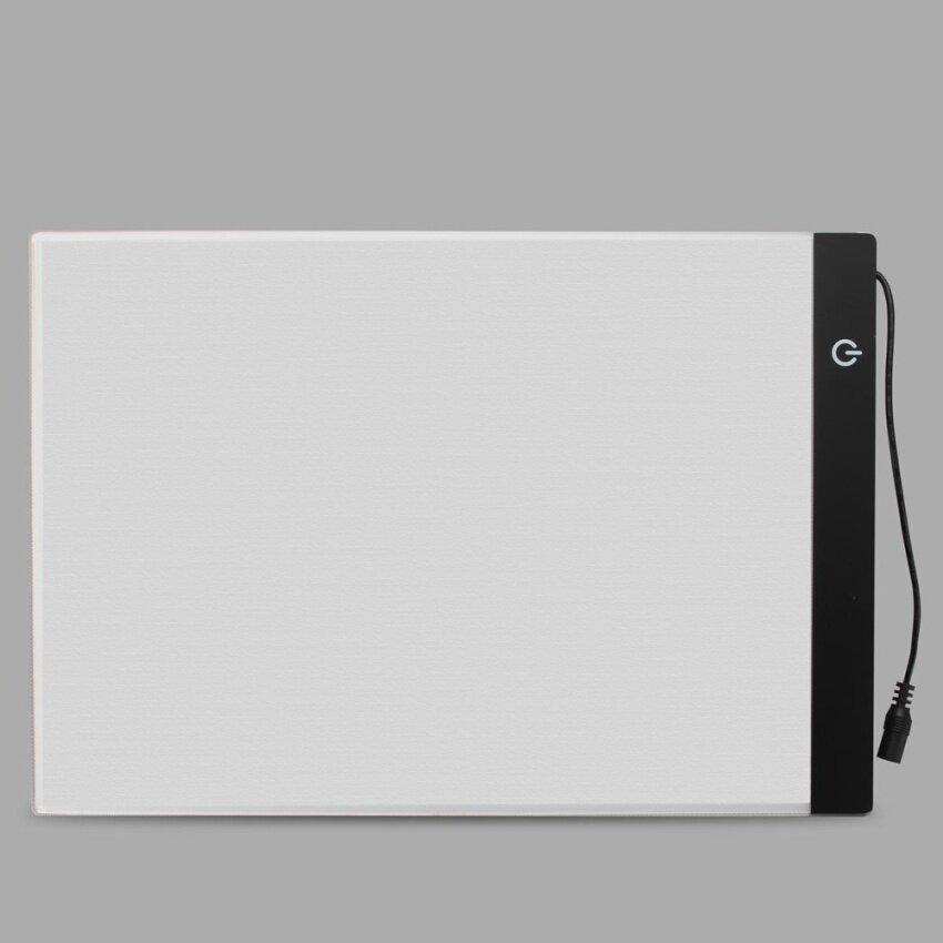 Hanyu Adjustable Brightness LED Tracing Light Board Bright ArtistTattoo Drawing Pad Table Stencil Display Transparent.