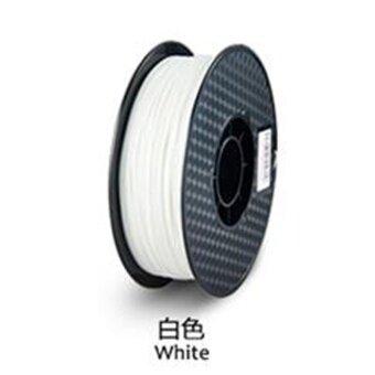 ประเทศไทย ABS Filament 1.75 mm. 1 kg. สีขาว