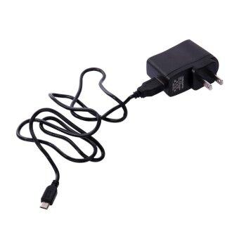 ประกาศขาย AC to DC Micro USB 5V 1A Switching Power Supply Adapter(Black)-EU