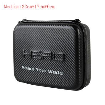 Accessries FOR GoPro กระเป๋าอุปรณ์กล้องกันน้ำลายแคปล่า Medium Kevlar Waterproof Bag Case For GoPro Hero Xiaomi Yi SJCAM