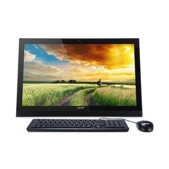Acer All in one PC Aspire Z1-612-374G5019Mi/T001 (DQ.B4JST.001) Pentium J3710D/4GB/500GB/Intel HD Graphics/19.5\LED/DOS/Black/กล่องมีตำหนี