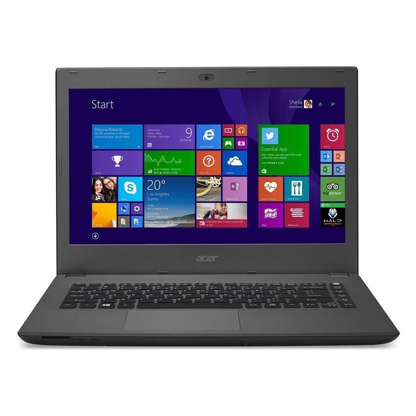 Acer Aspire E5-473G-51CS (NX.MXJST.012) i5-5200U8GB1TBGT 920M 2GB14'Win8.1SL (Grey)