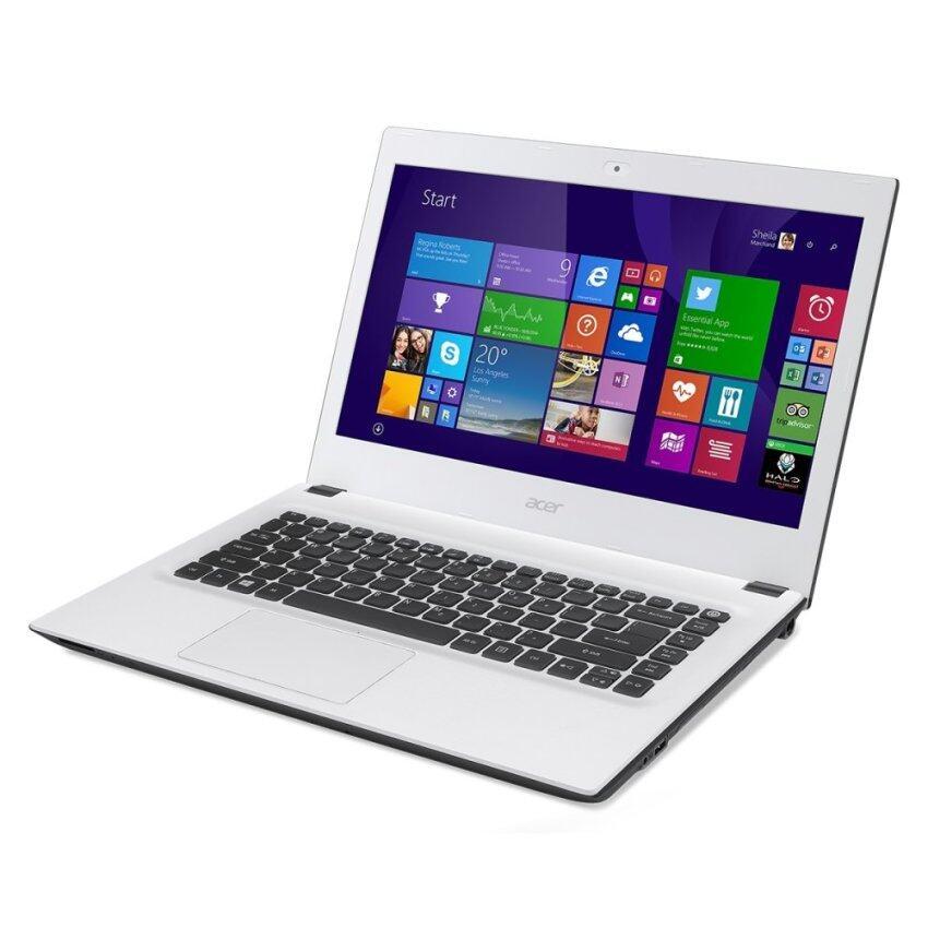 ขาย Acer Aspire E5-473G-52B0T013 4 GB Intel® Core ™ i5-5200U 14' (White)
