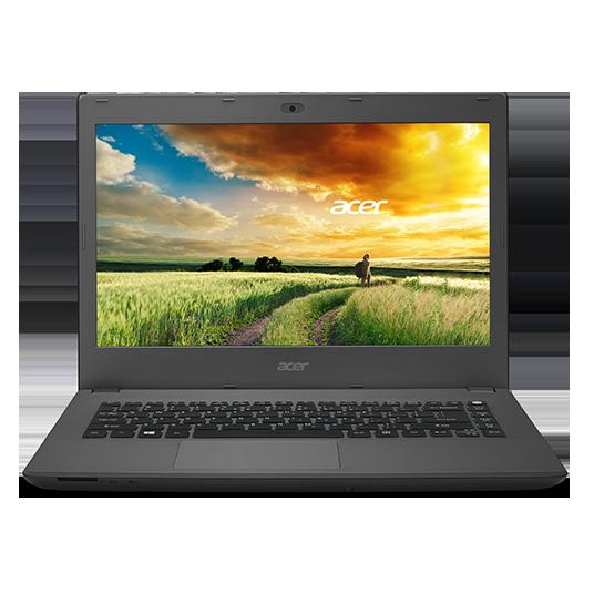 Acer Notebook Acer Aspire E5-473G-331X/T047 (Gray)